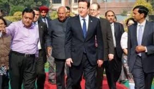 David Cameron a déclaré que le Royaume-Uni n'entend pas rendre le diamant Koh-le-Noor,
