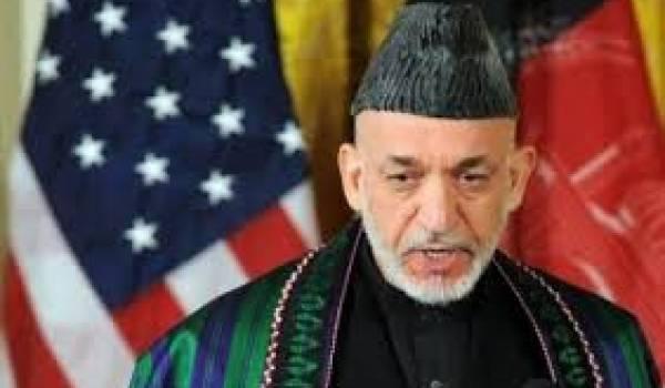 De l'argent fantôme de la CIA a profité à Karzaï et son pouvoir
