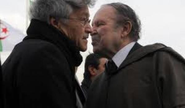 Khelil et Bouteflika, une longue amitié et complicité