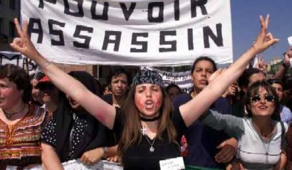 Le Mouvement des arouchs avait inauguré un nouveau mode de protestation populaire.