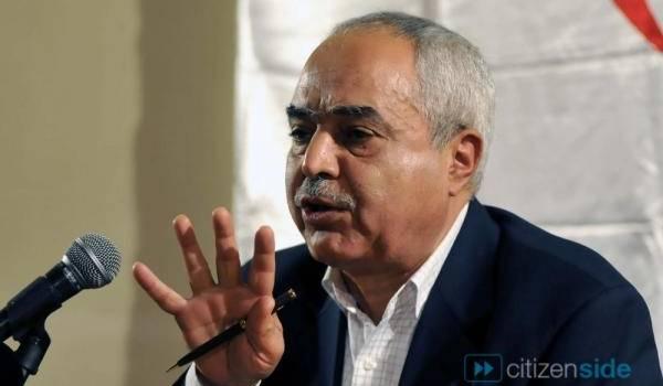 Ahmed Benbitour, candidat à la présidentielle 2014.