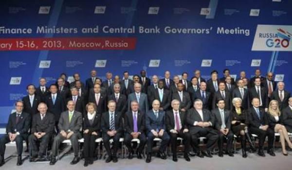 Le dernier rendez-vous des plus grandes puissances économiques le G20 en Russie.