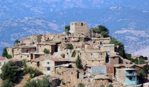 Le village Aït Lqaïd