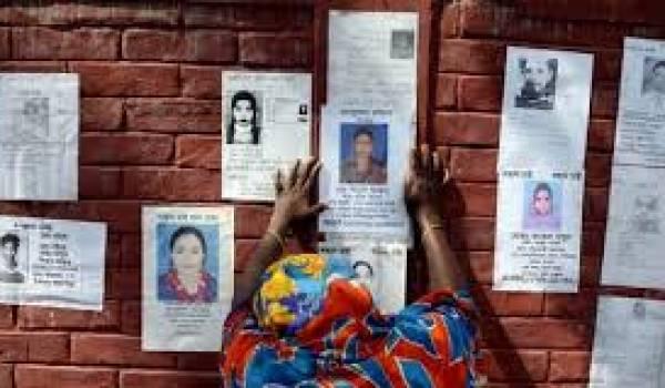 Des dizaines de disparus ont été signalés.