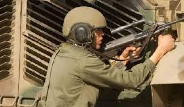 L'armée tunisienne traque des djihadistes armés