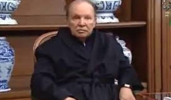 La dernière image du président à l'institution militaire française des Invalides