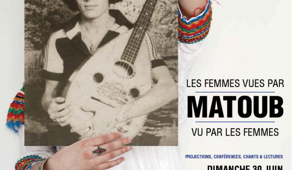 Les femmes rendent hommage à Matoub Lounès à BRTV