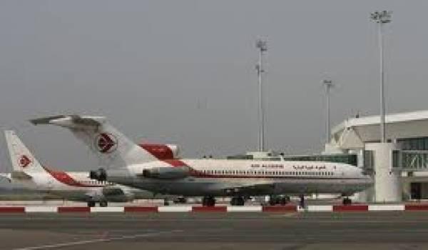 Pagaille à l'aéroport d'alger pour le vo à destination de Djeddah.