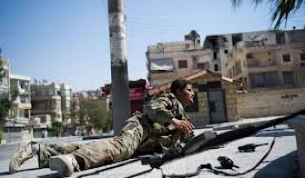 Les combats sont toujours violents à Alep et ses alentours.