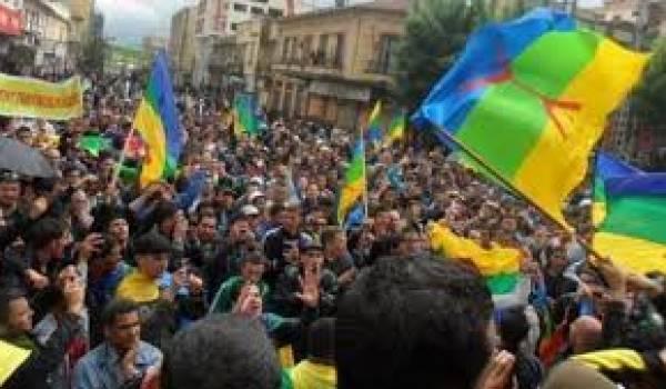 Les administrations locales ont refusé d'enregistrer plusieurs prénoms amazighs.