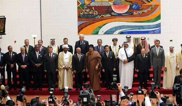 Les chefs d'Etats arabes, des indéboulonnables potentats.