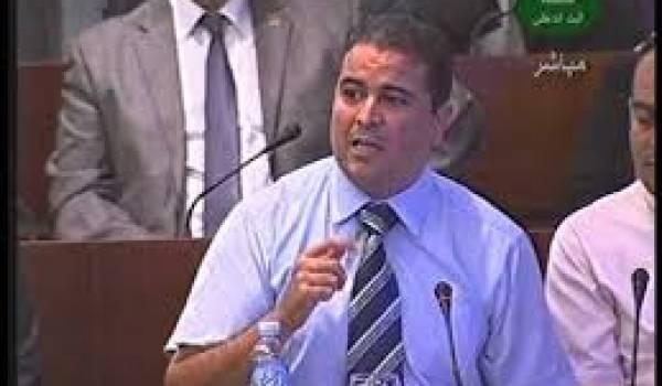Ahmed Betatache, premier secrétaire du FFS.