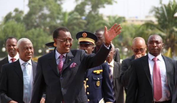 Idriss Deby Itno, président du Tchad est un adepte des marabouts.