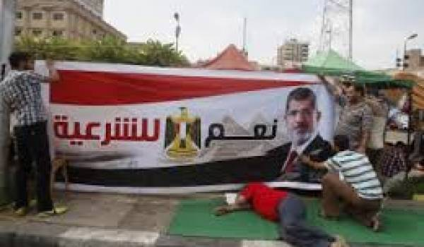 Les pro-Morsi menacés d'interdiction de manifester.