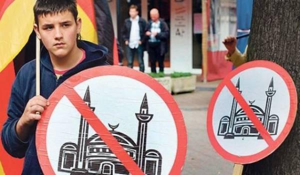 La montée de l'islamophobie est symptomatique de celle du Front national.