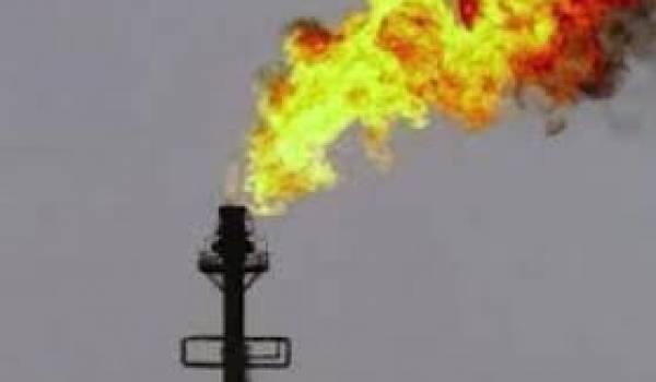 Les hydrocarbures ont poursuivi leur baisse : -6,47%