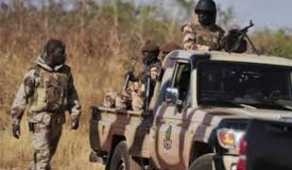 La situation est très tendue entre Touareg du MNLA et soldats maliens.