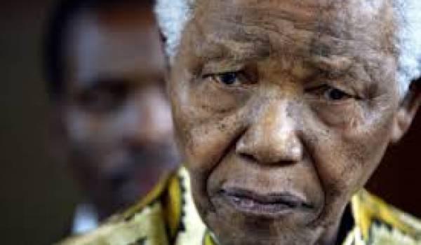 Nelson Mandela, l'icône de la résistance contre l'appartheid.