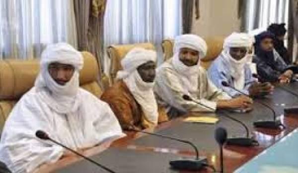Représentants du Bamako et du Mnla négocient au Burkina Faso,