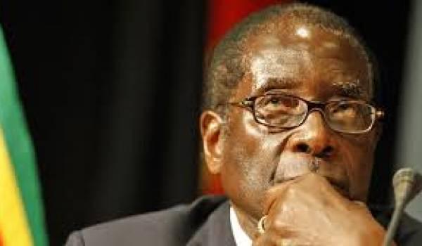 Mugabe, l'exemple type d'un potentat africain.