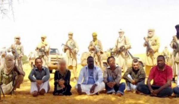 Les otages français détenus par Aqmi.