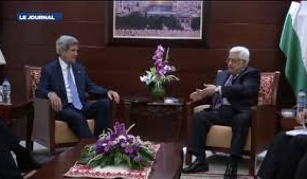 Kerry ramènera-t-il Nettanyahou à la table des négocaitions avec Abbas ?