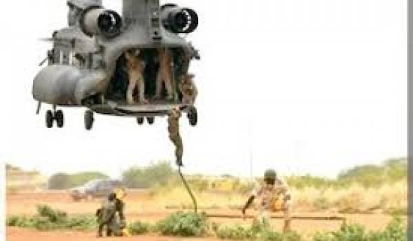 Les unités de l'armée américaine se déploient depuis le début 2013 dans le Sahel.