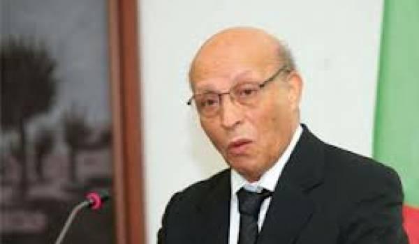 Ould Khelifa a subi une opération à Paris.