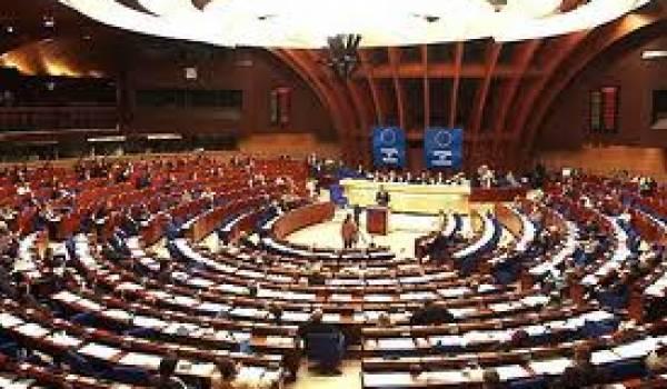 L'assemblée de 'lUnion européenne.