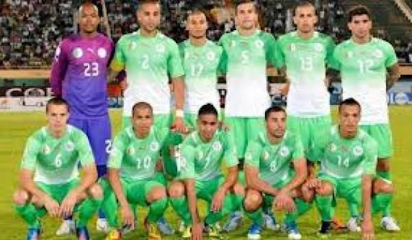 L'EN jouera mardi contre le Mali.