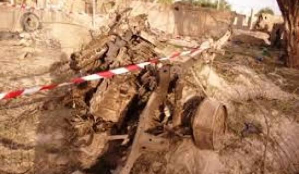 L'attentat avait visé un camp militaire.