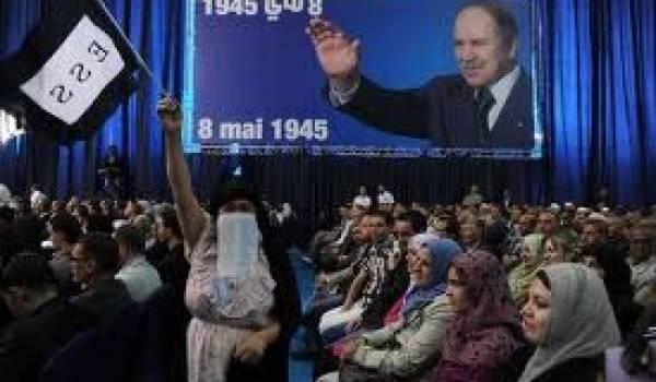 La manipulation des foules et de l'opinion constitue l'une des pierres angulaires du système Bouteflika.