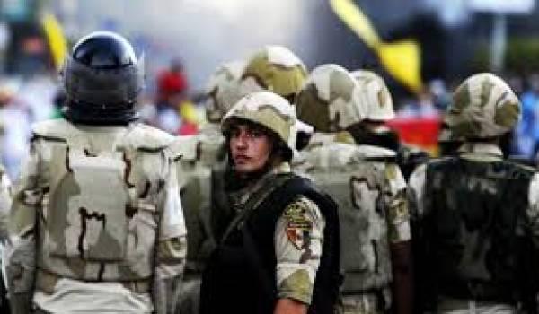 L'armée toujours à la manoeuvre.