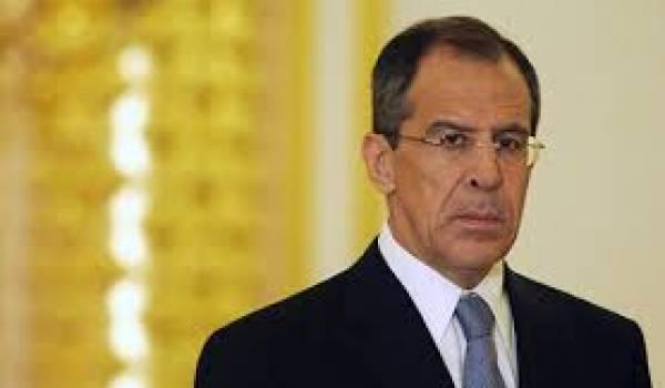 """""""Une solution politique est encore possible"""", a déclaré Sergueï Lavrov"""