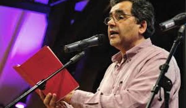 L'écrivain Habib Tengour