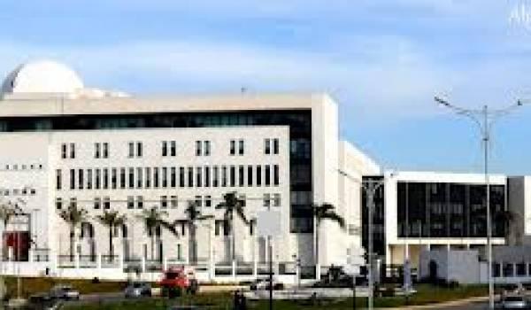 Le ministère des Affaires étrangères