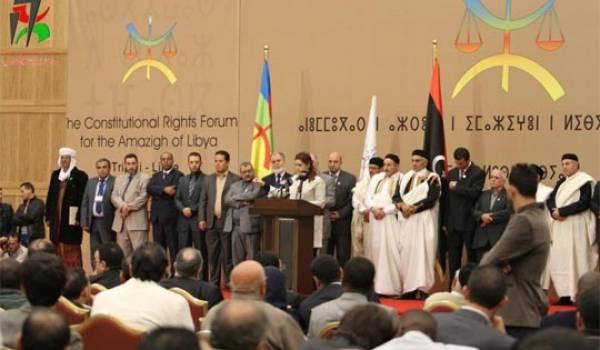 Le congrès mondial amazigh avait déjà averti le Congrès général national (CGN).