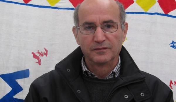 Ramdane Achab, éditeur, linguiste et enseignant