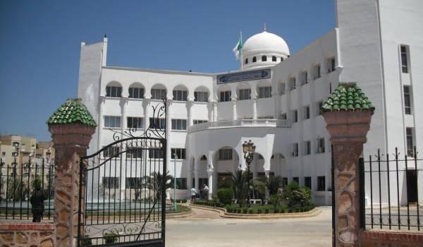 Le siège de l'APC de Médéa.