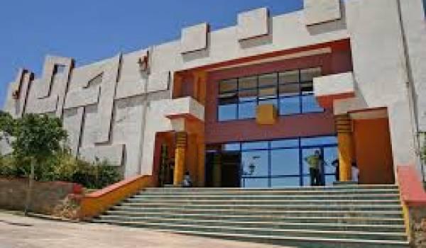 Université de Tlemcen.