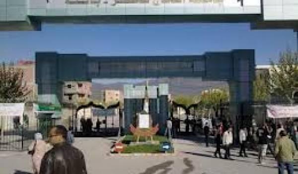 Les islamo-baathistes manoeuvrent pour empêcher l'ouverture d'un département amazigh à Batna.