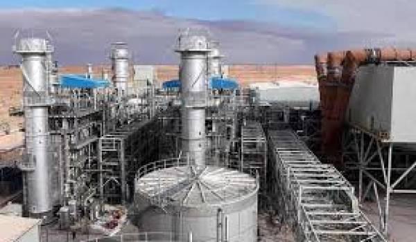 La centrale électrique aura une puissance de 1.600 mégawatts extensible