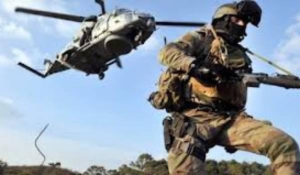 Des renforts des Pays Bas au Mali