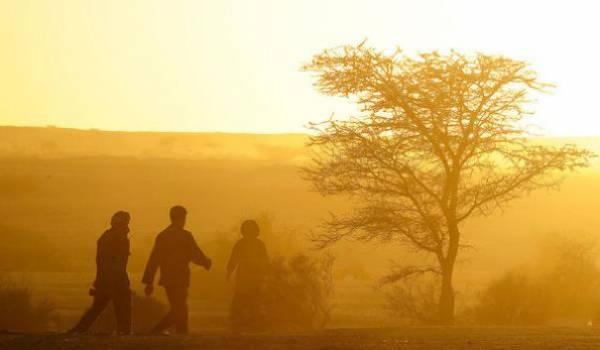 Le désert a tué des dizaines de migrants nigériens en octobre.