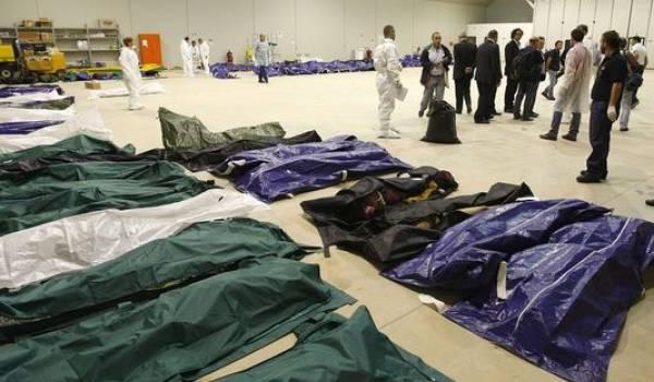 Le drame de Lampedusa renseigne sur la couardise de l'Europe et la défaillance des gouvernement africains..