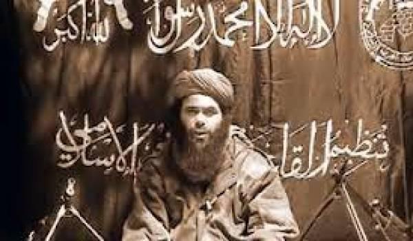 Abdemalek Droukdel, émir d'Aqmi.