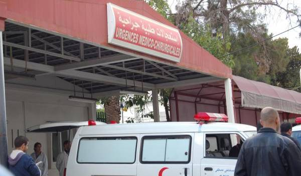 Malgré la richesse du pays, les hôpitaux algériens sont dans un état lamentable.