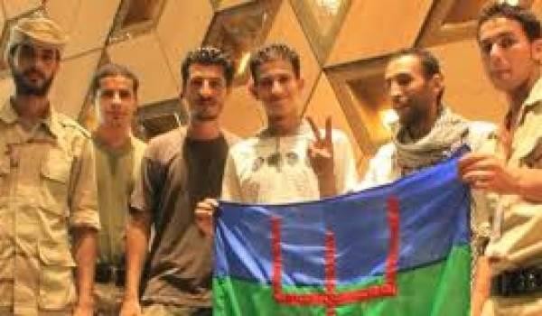 Les Imazighens ont énormément contribué à la révolution libyenne.