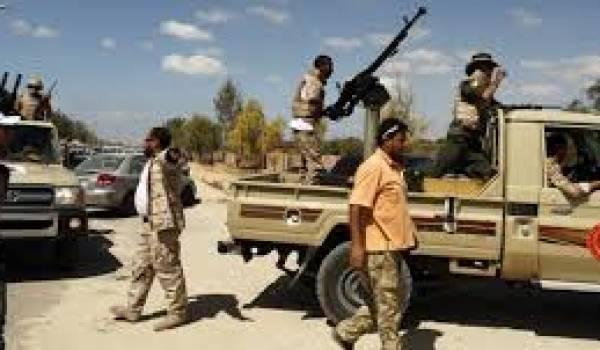 L'insécurité est permanente en Libye.