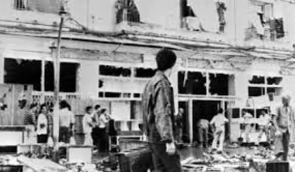 La sanglante réponse du pouvoir militaro-civil aux manifestations d'octobre 88 doit rester dans les mémoires.